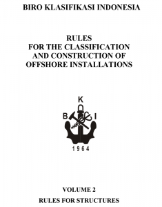 BKI RULES ( Vol II ),2011 Rules for  Structures,2011